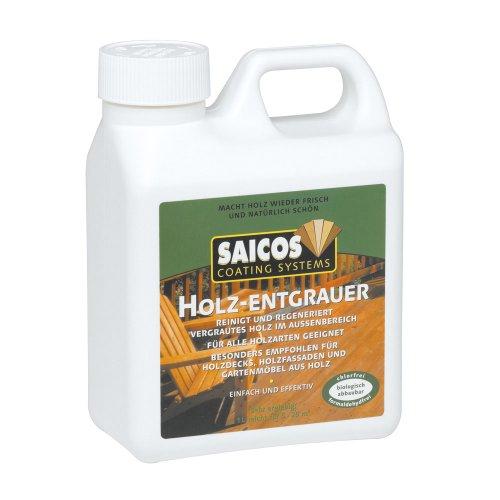Saicos 8130 412 Holzentgrauer Konzentrat 1.0 l
