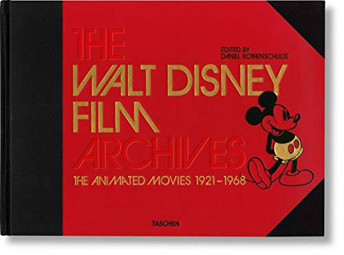 The Walt Disney Film Archives. The Animated Movies 1921–1968: DISNEY ARCHIVES-ANGLAIS (EXTRA LARGE)
