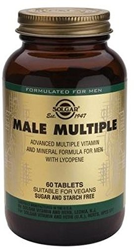 Male Multiple Tablets 60 Solgar