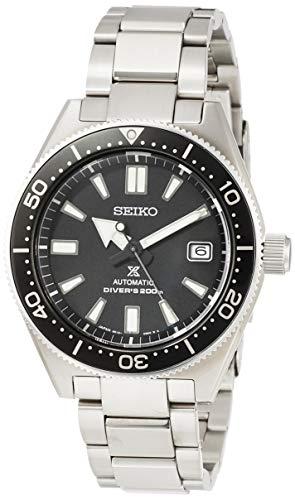 SEIKO PROSPEX relógio de mergulho mecânico auto-corda (com corda manual) à prova d'água 200 m SBDC051 importação do Japão