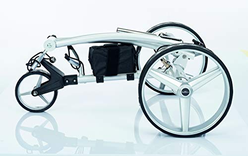 NEU! GT-AR Elektrischer Golftrolley aus Aluminium mit Fernbedienung - 2