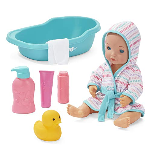 You & Me Bath Time Baby Doll