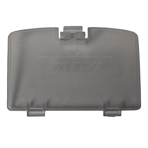 Timorn Ersatz Batteriedeckel Batterie Deckel für Gameboy Color GBC Konsole (Transparent)