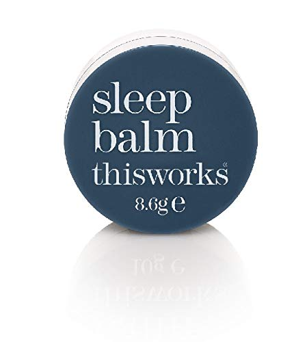 thisworks sleep balm: 100% Natural Multi-Purpose Balm with Sleep-Inducing Lavender Oil, 8.6g | 0.35 oz