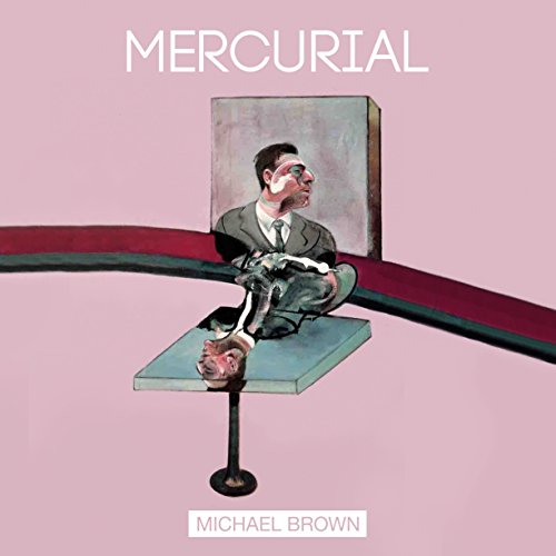 Mercurial audiobook cover art