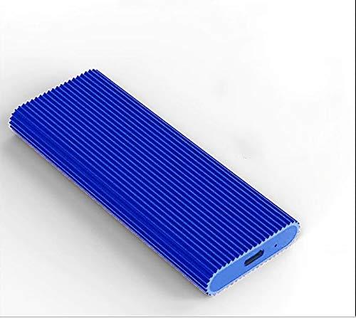 ExternalHardDrive,HardDrivePortableSlimExternalHardDriveUSB2.01TB2TBCompatiblewithPC,LaptopandMac(2TB,blue-zhq6)