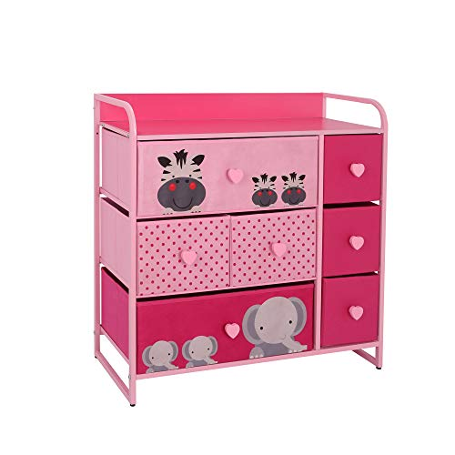MY LUNA HOME Kids Dresser with 7...