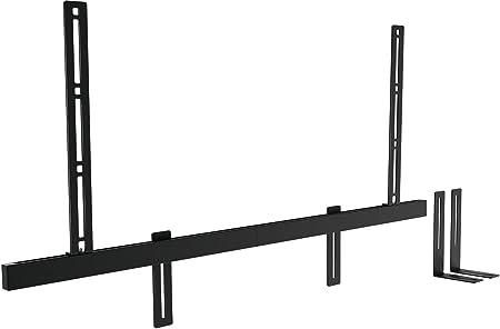 -Vogel's Sound 3550 verstelbare universele soundbar beugel, Geschikt voor o.a. Bose SoundTouch 300/700, Sonos Beam/Arc, Samsung, Sony, LG & JBL, Geschikt voor VESA 100 t/m 600, Max. gewicht: 6,5 kg-aanbieding