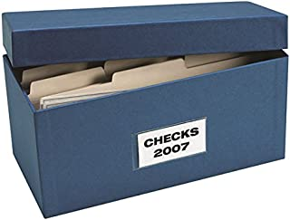 EGP Voucher Check Storage Box, 2 Boxes, 5