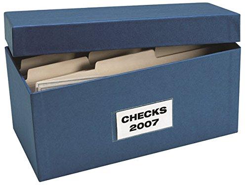 EGP Voucher Check Storage Box, 2 Boxes, 5' x 9 3/4' x 4 5/8'