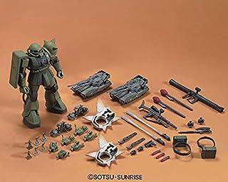 HGUC 機動戦士ガンダム MS IGLOO ザク地上戦セット 1/144スケール 色分け済みプラモデル