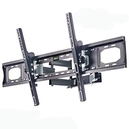 Amazon Basics Performance vollbewegliche TV-Wandhalterung mit sechs Schwingarmen für 127-215,9 cm (50-85 Zoll) TV-Geräte