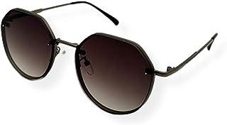 Farben Asymmetrical Frameless Sunglasses 2233-C5