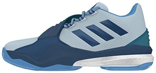 adidas Herren D Rose Basketballschuhe, Azul (Azuhie/Ftwbla/Azuray), 50 2/3 EU