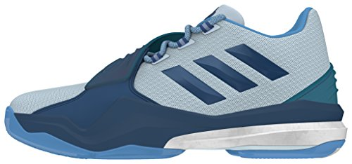 adidas adidas Herren D Rose Basketballschuhe, Azul (Azuhie/Ftwbla/Azuray), 49 EU