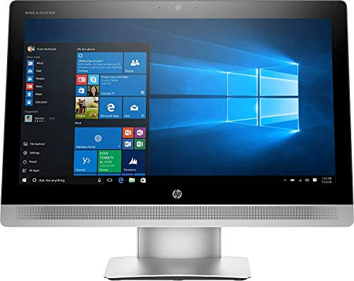 Hp EliteOne 800 G2 Touch Screen All in One, Intel Core i5 6500 Processor, 16 GB Ram, 1 TB SSD, Camera, FHD, WiFi, Windows 10 Pro (Renewed)
