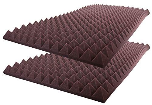 Foamily Acoustic Foam Sound Absorption...