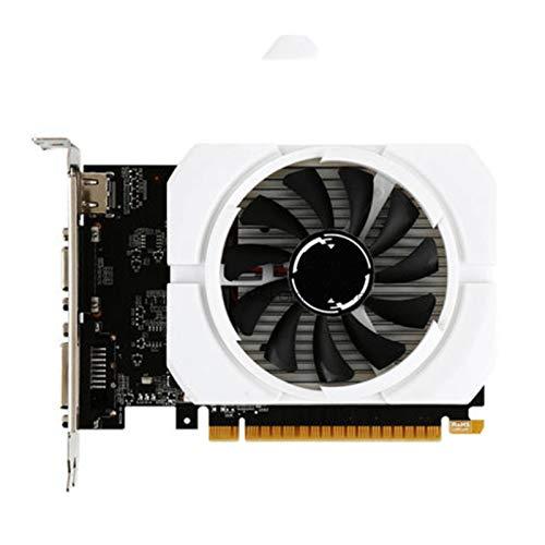 WSDSB Tarjeta Video Fit For MSI Gaming GeForce GT 710 2G DDR3 Soporte De 64 bits PCI Express 2.0 Soporte DirectX 12, OpenGL...