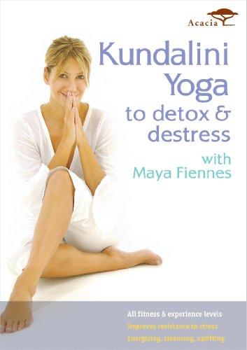 Kundalini Yoga to Detox and Destress with Maya Fiennes