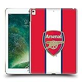 Head Case Designs sous Licence Officielle Arsenal FC Rayures 3 Crête 2 Coque Dure pour l'arrière...