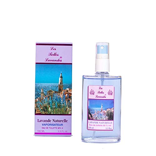 Lavanda Natural–Eau de Toilette Mixta–Florale y aromático–Artisan Parfumeur en Costa de Azur