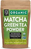 Organic Matcha Green Tea Powder | Baking, Lattes, Smoothies | Japanese Culinary Grade | 4oz | by FGO