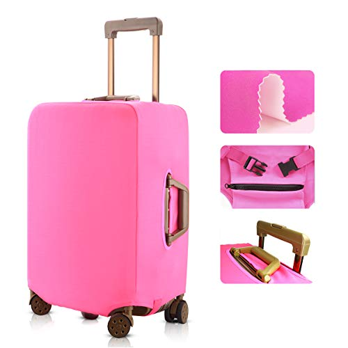 TOGEDI Travel Luggage Elastic Cover Suitcase Washable Anti-Scratch Stretchy Protector