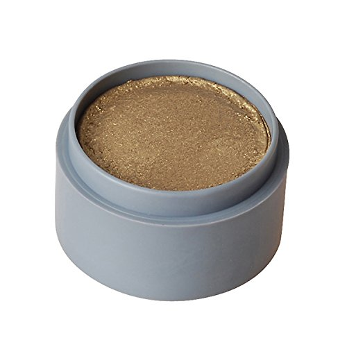 Grimas Pearl Water Make up Kinderschminke Bodypainting Farben 15ml Farbe 702-gold