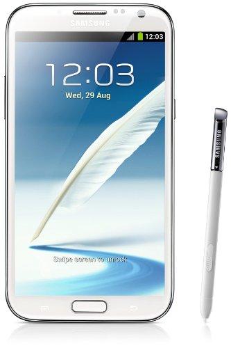 Samsung Galaxy Note II (N7100) - Smartphone libre (pantalla táctil de 5,5