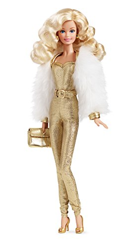 Barbie - Muñeca, Golden Dream (Mattel DGX88)