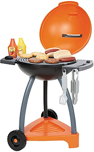 Little Tikes Sizzle and Serve Grill Kitchen Playsets Multi, 19.50''L x 15.00''W x 24.00''H