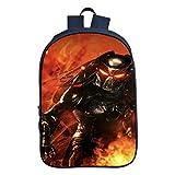 MPOX The Predator Backpack-Boys School Backpack...