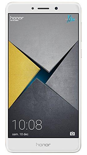 Honor 6X Smartphone 4G LTE, Diplay 5.5 pollici FHD, Dual SIM, 32 GB ROM, 3 GB RAM, Dual Camera 12 Megapixel, Sensore Fingerprint, Android, Oro