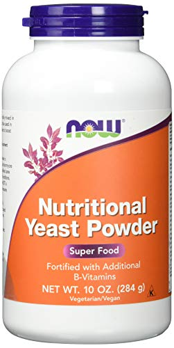 Now Foods Nutritional Yeast Powder, 10-Ounce by Now Foods