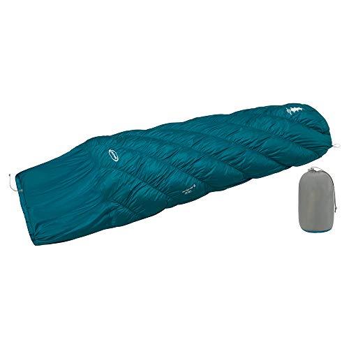 モンベル(mont-bell)寝袋 ダウンハガー800 ハーフレングス#3 バルサム(BASM)#1121326