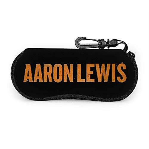 HHJJI Aaron Lewis Sonnenbrille Soft CaseUltra Light Neopren Reißverschluss Brillenetui