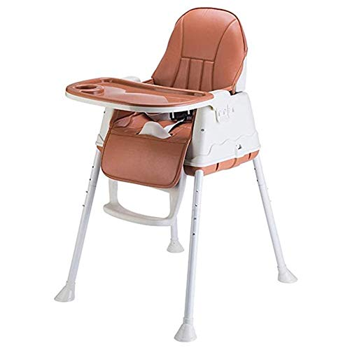 Buy Discount ETERLY Baby Dining Chair Real Baby Child Chair Dinner Table Home Portable Folding Multi...