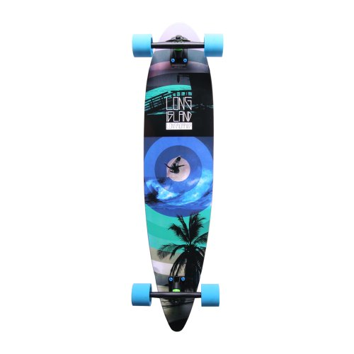 Long Island Longboard 14A Rainbow Palm 9.1