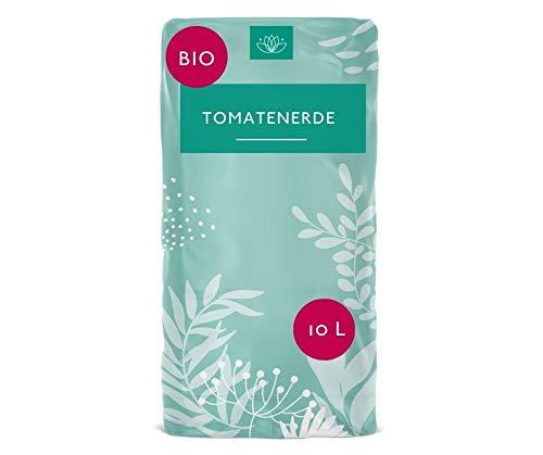 Jasker's Bio Tomatenerde | 10 L | Erde für Tomaten | geeignet für Gewächshaus und Kübel (Bio Tomatenerde, 10 L)