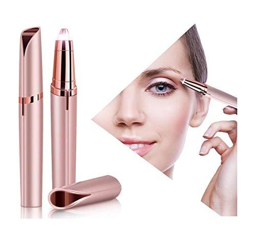 Epilierer für Damen Flawless Brows, Depilator für Damen, Augenbrauenrasierer, perfekter Haarentferner, Elektro- Rasierer für Damen, Silk Epil
