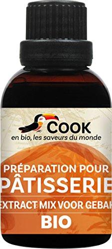 Cook Préparation pour Pâtisserie Bio, 50 millilitre