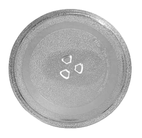 KHC Microwave Glass Turntable Tray/Plate 9.5 Inch (245 mm)