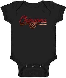 Chingona Script Cinco de Mayo Attitude Latina Infant Baby Boy Girl Bodysuit