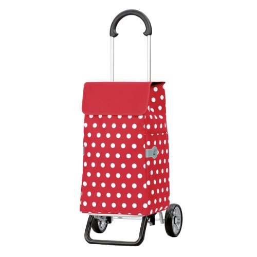 Andersen Shopper Scala Plus und 43 Liter Tasche Elfi rot