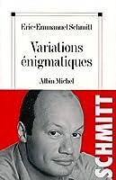 Variations Enigmatiques (Poesie - Theatre)