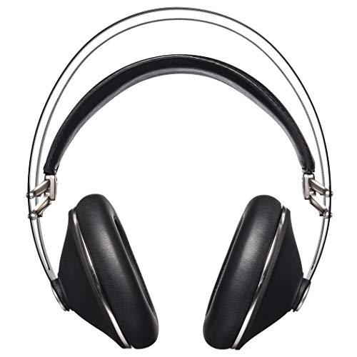 Meze 99Neo Black - Auriculares con diseño moderno, materiales de alta calidad y gran comodidad, Negro (Neo black)