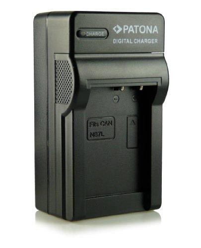 3in1 Caricatore NB-7L per Canon PowerShot G10 | G11 | G12 | SX30 IS e più…