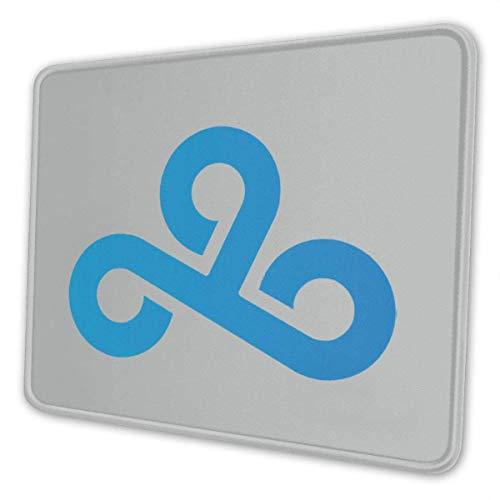 Mehrfache Größen Spiel-Mausunterlage des Logo-Cloud9, Mousepad-Rechteck-Nicht SlipMouse Auflagen