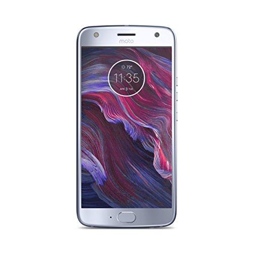 Motorola Moto X4 32 GB Silber Dual SIM XT1900