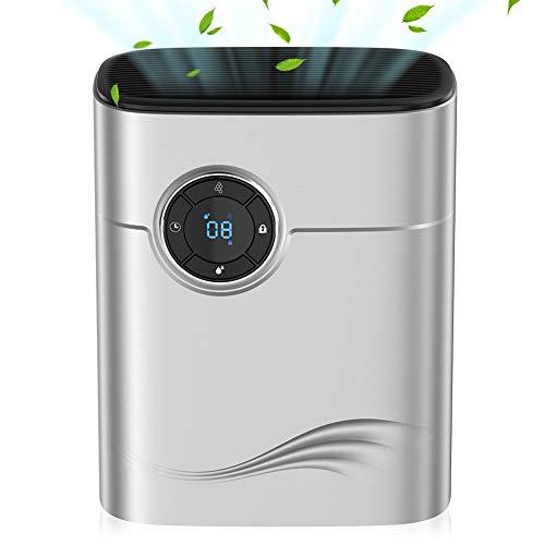 CMY Dehumidifier 1200ml,Portable Electric Air Dehumidifiers,Ultra Quiet,Air...